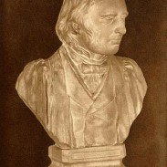 Bust of Ruskin