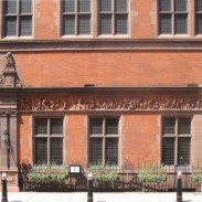 Frieze, Worshipful Company of Cutlers